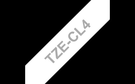 TZe-CL4 ruban pour nettoyage de tête d'impression 18mm 3
