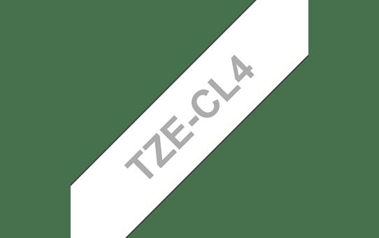 TZe-CL4 printkop reinigingstape 18mm 3