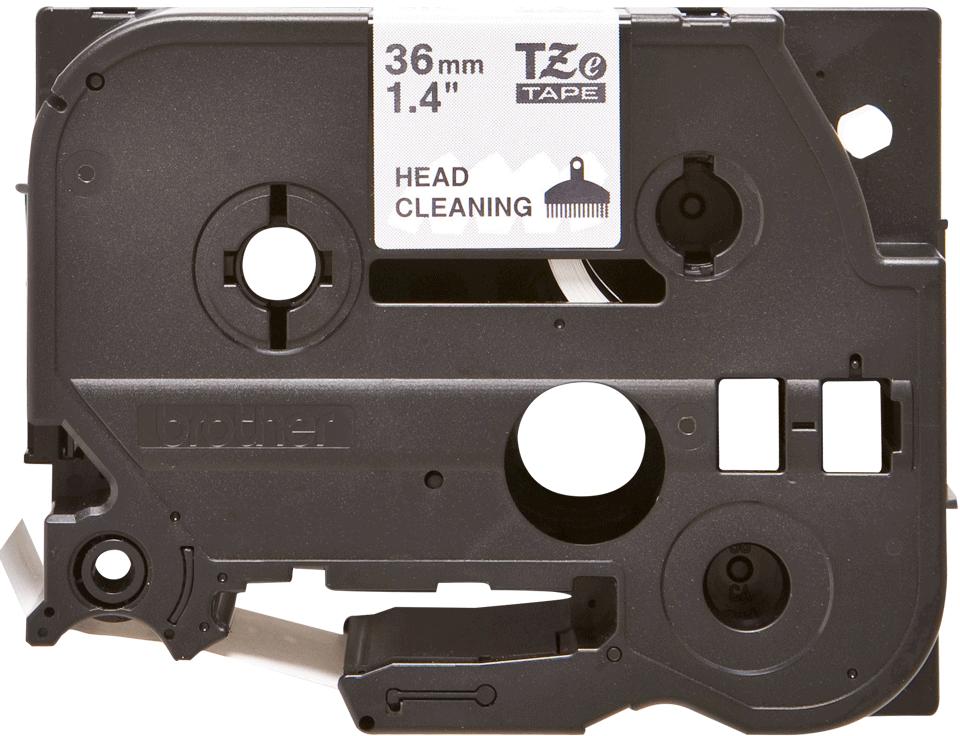 Originalna Brother TZe-CL6 kaseta s trakom za čiščenje glave tiskalnika