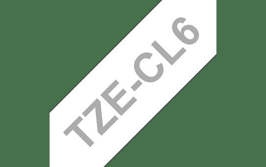 Cassette à ruban pour nettoyage de tête d'impression TZe-CL6 Brother originale – 36mm de large 3
