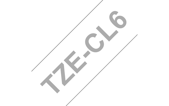 Original Brother TZeCL6 rensetape for skrivehode, 36 mm bred 3