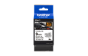 Cassetta nastro per etichettatura originale Brother TZe-FX221 – Nero su bianco, 9 mm di larghezza 2