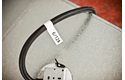 TZe-FX231 ruban d'étiquettes flexibles12mm 4
