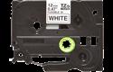 Brother TZeFX231: оригинальная лента для печати наклеек на принтере PTouch, черным на белом фоне, ширина: 12 мм.