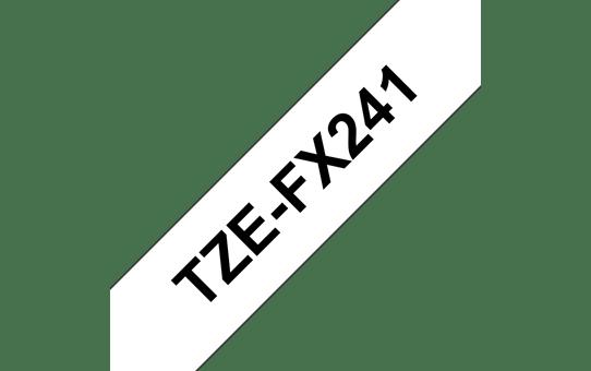 TZe-FX241 ruban d'étiquettes flexibles18mm