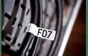 TZe-FX251 ruban d'étiquettes flexibles 24mm 4