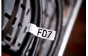 Originalna Brother TZe-FX251 kaseta s fleksibilnom ID trakom za označavanje 4