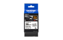 Genuine Brother TZe-FX261 Labelling Tape Cassette – Black on White, 36mm wide 2