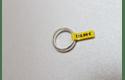 Cassette à ruban pour étiqueteuse TZe-FX611 Brother originale – Noir sur jaune, 6mm de large 4