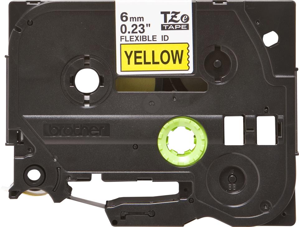 Brother TZe-FX611 2