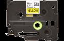 Brother TZe-FX641 Flexi-Tape – schwarz auf gelb 3