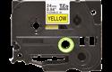 Eredeti Brother TZe-FX651 szalag sárga alapon fekete, 24mm széles 2