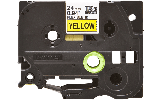 Brother TZe-FX651 24mm labeltape 2