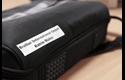 Cassette à ruban pour étiqueteuse TZe-M951 Brother originale – Noir sur argent mat, 24mm de large 4