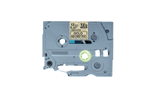 TZe-MPGG31 ruban d'étiquettes 12mm 2