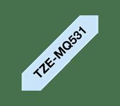 Cinta laminada mate TZeMQ531 Brother