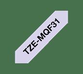 Fita laminada mate TZeMQF31 Brother