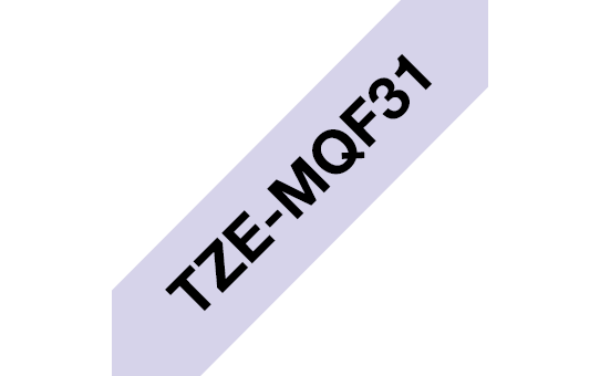 TZe-MQF31 ruban d'étiquettes 12mm