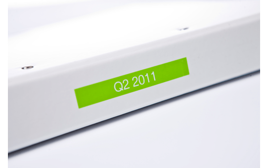 TZe-MQG35 labeltape 12mm 4