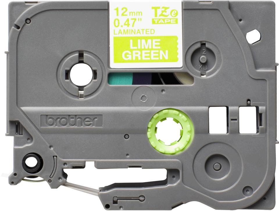 Originalna Brother TZe-MQG35 kaseta s trakom za označevanje 2