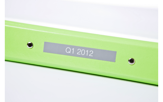 TZe-MQL35 labeltape 12mm 4