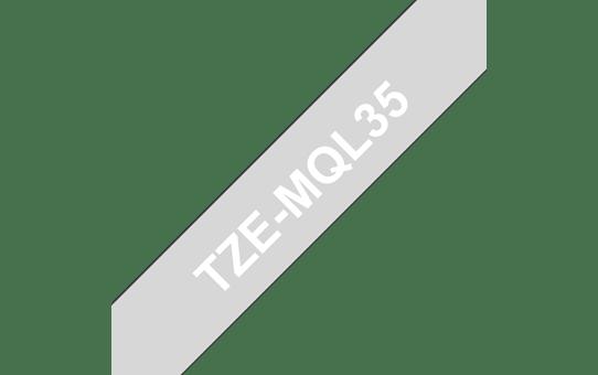 Originalna Brother TZe-MQL35 kaseta s trakom za označevanje
