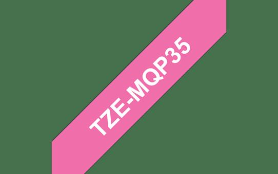 TZe-MQP35 labeltape 12mm