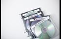 Cassette à ruban pour étiqueteuse TZe-N231 Brother originale – Noir sur blanc, 12mm de large 4