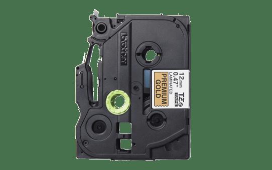 TZe-PR831 premium labeltape 12mm 2