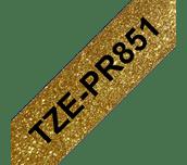 Cinta laminada Premium TZePR851 Brother