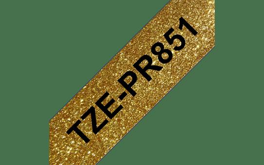 TZe-PR851 ruban d'étiquettes premium 24mm