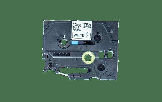 Brother TZe-R231 Касета с лента за панделки, черен текст на бял фон 2