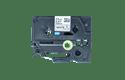 Genuine Brother TZe-R231 Ribbon Tape Cassette – Black on White, 12mm wide