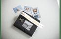 Originele Brother TZe-R254 lintcassette – goud op wit, 24 mm breed 4