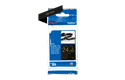 Genuine Brother TZe-R354 Ribbon Tape Cassette – Gold on Black, 24mm wide 2