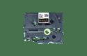 Cassette à ruban TZe-R354 Brother originale, or sur noir, 24 mm de large 3