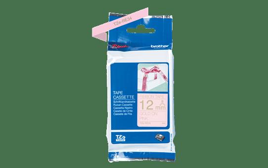 TZeRE34: оригинальная кассета с тканевой лентой. 2