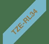 Cinta satinada no adhesiva TZeRL34 Brother