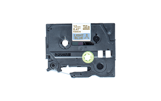 TZe-RL34 ruban tissu 12mm 2