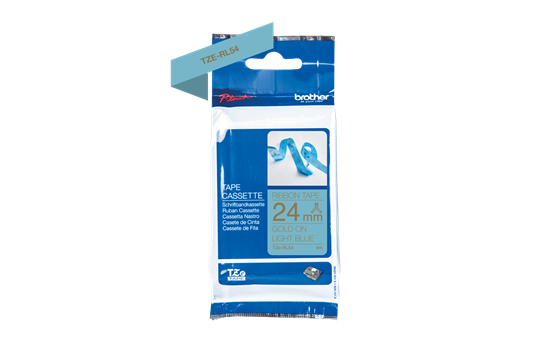 TZe-RL54 satijnen lint 24mm 3