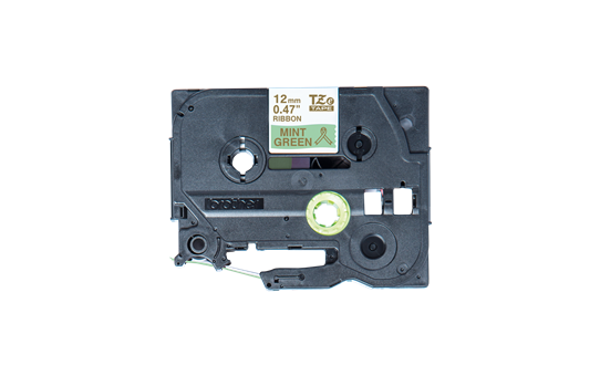 Originalna Brother TZe-RM34 kaseta s satenastim darilnim trakom za označevanje