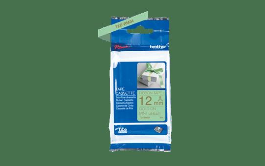 TZe-RM34 ruban tissu 12mm 2