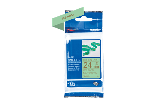 TZe-RM54 ruban tissu 24mm 2
