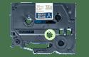 Ruban tissu pour étiqueteuse TZe-RN34 Brother original – Or sur bleu nuit, 12mm de large 3