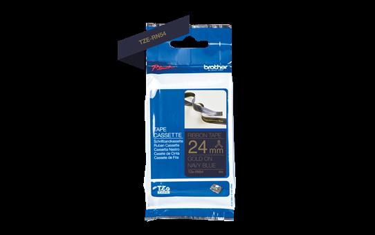 TZe-RN54 ruban tissu 24mm 3