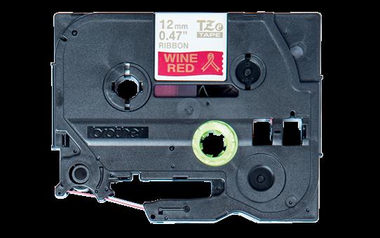 Originalna Brother TZe-RW34 kaseta s satenastim darilnim trakom za označevanje 2