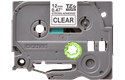 Originální kazeta s páskou Brother TZe-S131 - černý tisk na průsvitné, šířka 12 mm 2