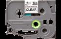 Cassette à ruban pour étiqueteuse TZe-S141 Brother originale – Noir sur transparent, 18mm de large 2