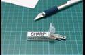TZe-S221 ruban d'étiquettes adhésif puissant 9mm 4