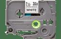 Cassette à ruban pour étiqueteuse TZe-S221 Brother originale – Noir sur blanc, 9mm de large 2